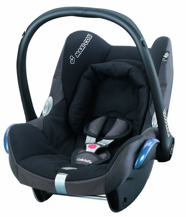 Maxi-Cosi CabrioFix Black-Reflection 2010