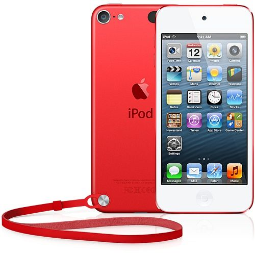 Apple iPod touch (PRODUCT) RED 32GB red (5G) (MD749*/A) (Late 2012)