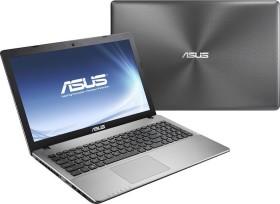 ASUS F550VB-XX027H silber, Core i5-3230M, 8GB RAM, 500GB HDD, GeForce GT 740M, DE (90NB00R2-M00440)