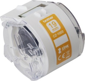 Brother CZ-1003 19mm, colour label roll (CZ1003)