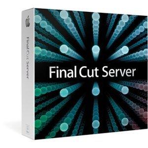 Apple: Final Cut Server 1.5, unlimited clients (English) (MAC) (MC126Z/A)