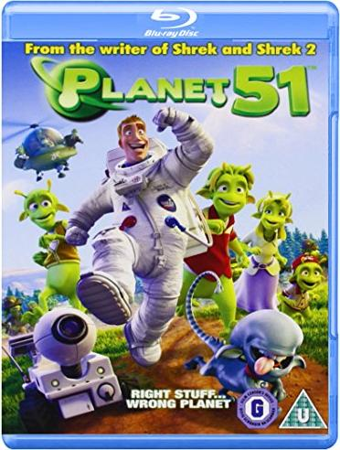 Planet 51 (Blu-ray) (UK) -- via Amazon Partnerprogramm