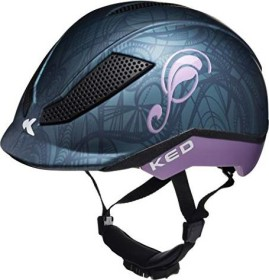 KED Pina Kinderhelm nightblue matt
