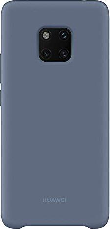 Huawei Silicone Car Case für Mate 20 Pro blau (51992684) -- via Amazon Partnerprogramm