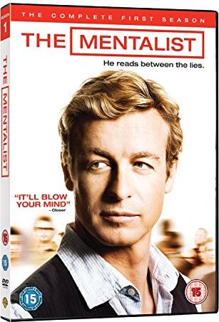 The Mentalist Season 1 (UK) -- via Amazon Partnerprogramm