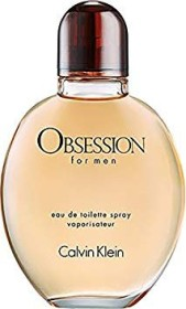 Calvin Klein Obsession for Men Eau De Toilette, 75ml