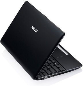 ASUS Eee PC 1215N-BLK054M black, UK