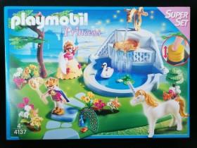 playmobil Princess - Superset Märchenschlosspark (4137)