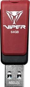 Patriot Viper 64GB, USB-A 3.0 (PV64GUSB)