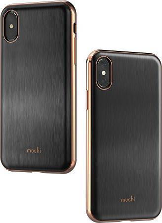 Moshi iGlaze für Apple iPhone X schwarz (99MO101001) -- via Amazon Partnerprogramm