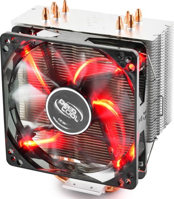 DeepCool Gammaxx 400 Red (DP-MCH4-GMX400RD)