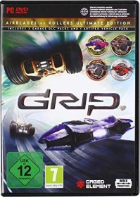 Grip Combat Racing - Airblades vs. Rollers Ultimate Edition (PC)
