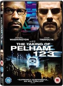 The Taking Of Pelham 1 2 3 (Remake) (DVD) (UK)