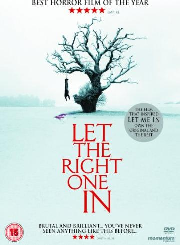 Let The Right One In (UK) -- via Amazon Partnerprogramm