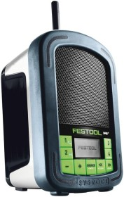 Festool BR 10 DAB+ Sysrock Baustellenradio solo inkl. Tasche (202111)