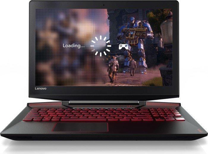 Lenovo Legion Y720-15IKB, Core i7-7700HQ, 16GB RAM, 2TB HDD, 512GB SSD (80VR002YGE)