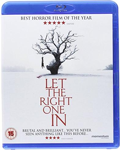 Let The Right One In (Blu-ray) (UK) -- via Amazon Partnerprogramm