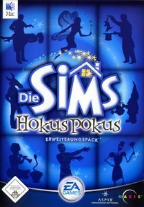 Die Sims - Hokus Pokus (Add-on) (German) (MAC)
