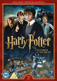Harry Potter And The Chamber Of Secrets (DVD) (UK)
