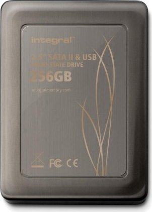 integral SSD 256GB, SATA/USB 2.0 (INSSD256GS25MXA) -- via Amazon Partnerprogramm