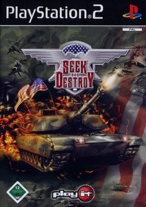 Seek and Destroy (German) (PS2)