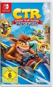 Crash Team Racing: Nitro-Fueled - Nitros Oxide Edition (Switch)
