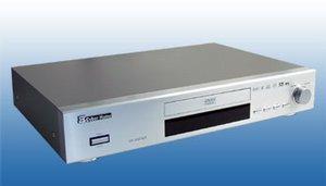 CyberHome CH-DVD505 silber