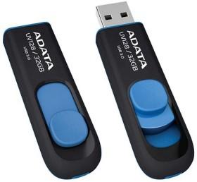 ADATA DashDrive UV128 blau 32GB, USB-A 3.0 (AUV128-32G-RBE)
