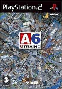 A-Train 6 (German) (PS2)