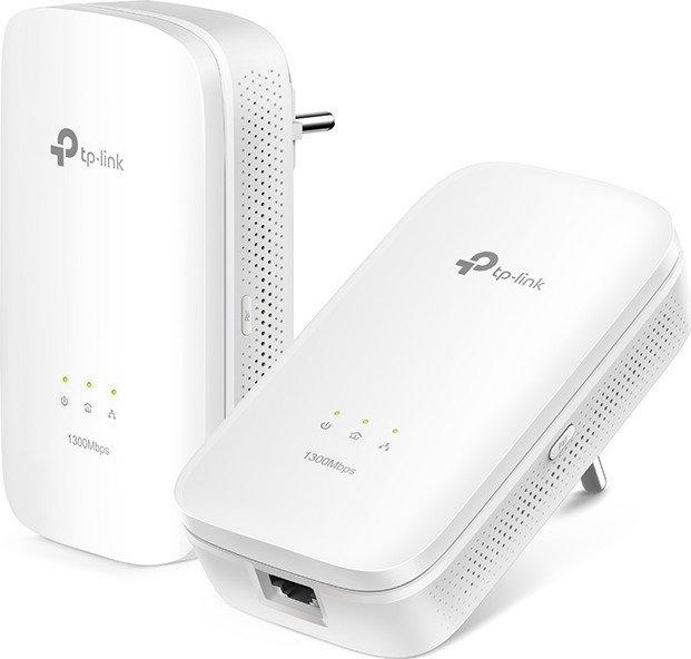 TP-Link Powerline AV1200 Starter Kit, HomePlug AV2, RJ-45, 2er-Pack (TL-PA8010KIT)