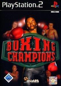 Boxing Champions (niemiecki) (PS2)