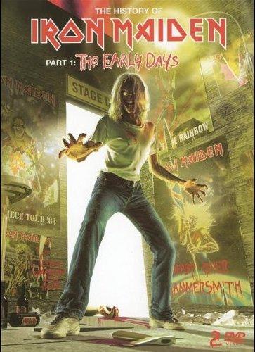 Iron Maiden - The History Of Iron Maiden, Part 1: The Early Days -- via Amazon Partnerprogramm