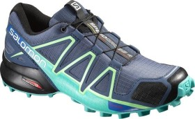 Salomon Speedcross 4 slateblue/spa blue/fresh green (Damen) (383104)