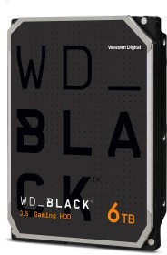 Western Digital WD Black 6TB, SATA 6Gb/s (WD6003FZBX)