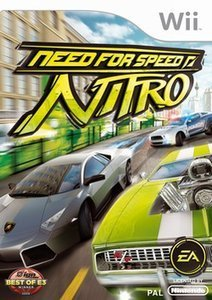 Need for Speed - Nitro (englisch) (Wii)