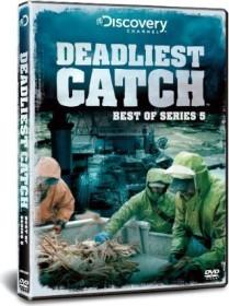 Deadliest Catch Season 5 (DVD) (UK)