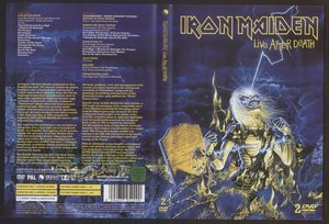 Iron Maiden - Live After Death -- © bepixelung.org