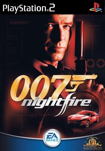 James Bond 007: Nightfire (German) (PS2) -- via Amazon Partnerprogramm
