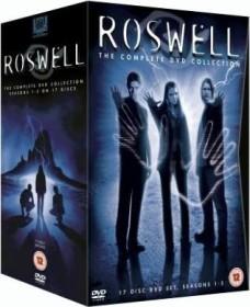 Roswell Box (Season 1-3) (DVD) (UK)