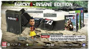 FarCry 3 - Insane Edition (German) (PC)