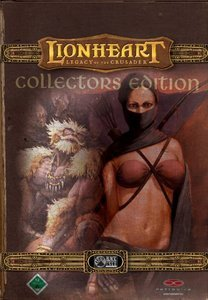 Lionheart - Collector's Edition (niemiecki) (PC)