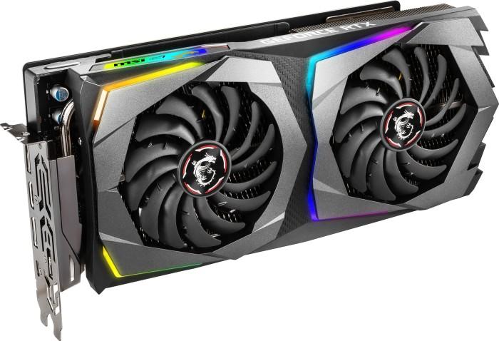 MSI GeForce RTX 2070 Gaming 8G, 8GB GDDR6, HDMI, 3x DP, USB-C (V373-034R)