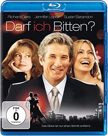 Darf ich bitten? - Shall we dance? (Blu-ray) -- via Amazon Partnerprogramm