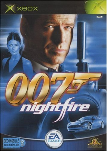 James Bond 007: Nightfire (German) (Xbox) -- via Amazon Partnerprogramm