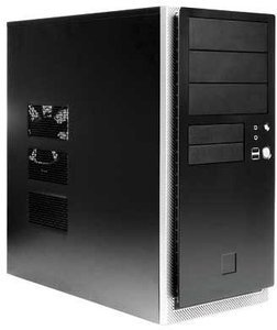 Antec New Solution NSK4482B black, 380W ATX 2.3 (0761345-00496-1/0761345-00497-8)