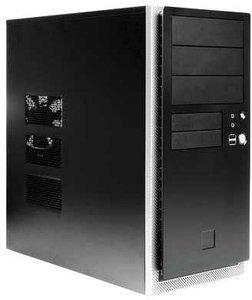 Antec New Solution NSK4482B schwarz, 380W ATX 2.3 (0761345-00496-1/0761345-00497-8)