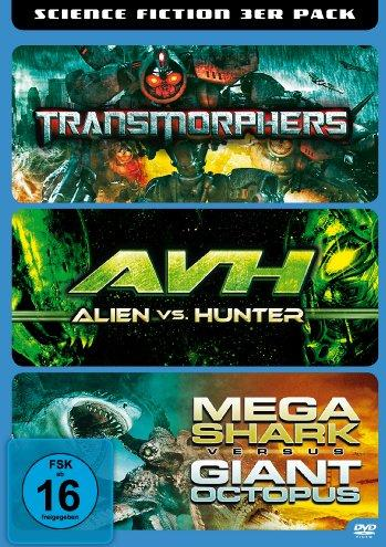 AVH - Alien vs. Hunter (Blu-ray) -- via Amazon Partnerprogramm