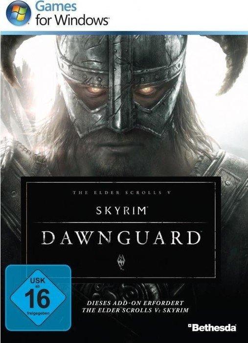 The Elder Scrolls V: Skyrim - Dawnguard (Download) (Add-on) (PC)