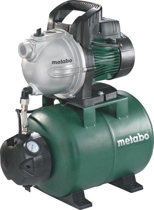 Metabo HWW 4000/25G electric pressure tank unit (600971000)