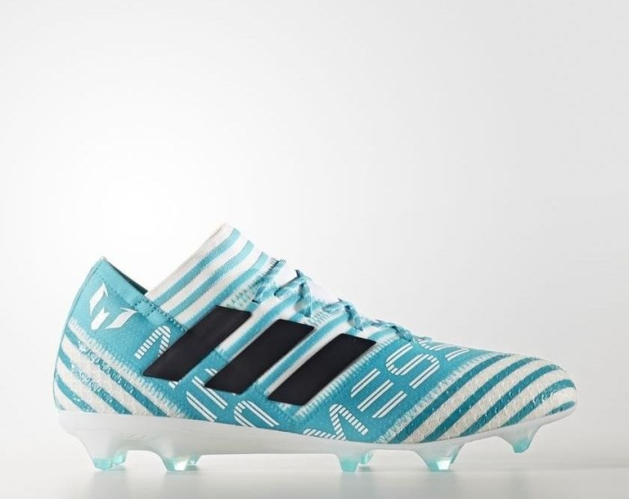 ee4d73bbf adidas Nemeziz Messi 17.1 FG white legend ink energy blue (men ...